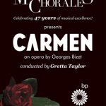 Tickets now on sale for CARMEN