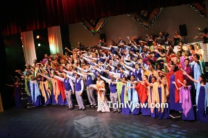 """Christmas with the Marionettes"" 2010, Queen's Hall"