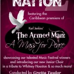 Marionettes present the Caribbean premiere of The Armed Man