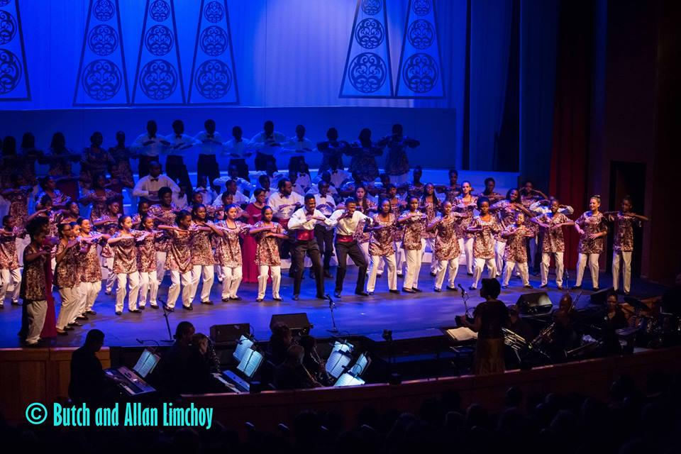 The Marionettes Youth Chorale (2014)