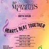 Marionettes Chorale Hearts Beat Together