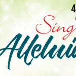 "This December 8-11, we ""Sing Alleluia"" for Christmas 2016"