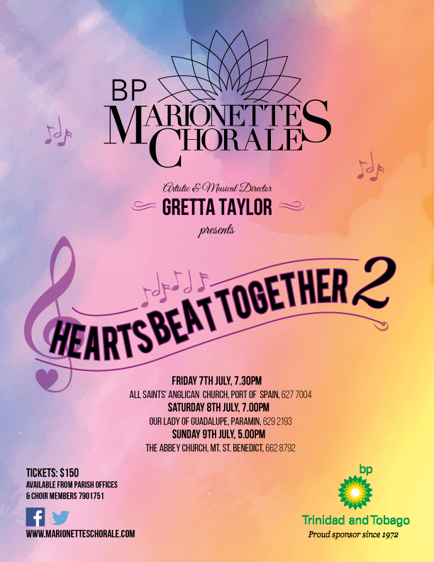 Marionettes Chorale Hearts Beat Together 2