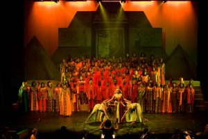 Excerpts from AIDA in the Marionettes' Mosaic V: A Taste of Opera & Broadway (2007)